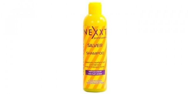 Шампунь для осветленных волос против желтизны