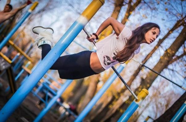 Workout — уличные тренировки для всех: просто, доступно, бесплатно