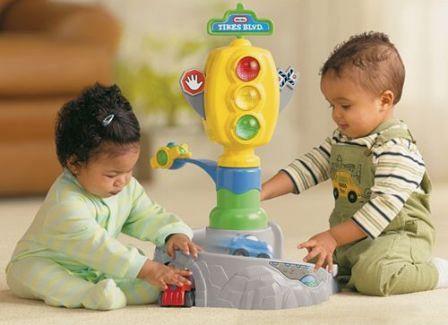 Давай поиграем, малыш! Развивающие игры для детей 1 года
