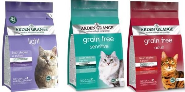 7 лучших сухих кормов для кошек