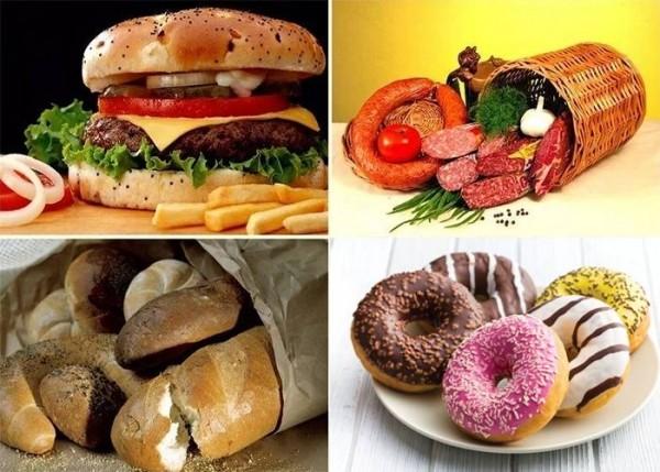 В каких продуктах содержится фосфор