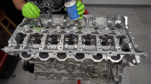 Как там с разработкой 1000-сильного мотора для Toyota Supra?