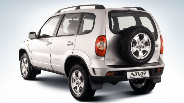 Корпоративные продажи Chevrolet Niva превысили 3000 автомобилей