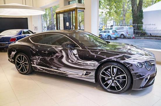 Корпорация Bentley  готовит серийный электрокар