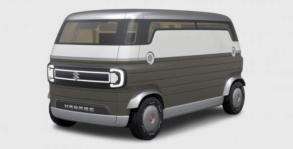 Марка Suzuki покажет вТокио купе-трансформер ишаттл