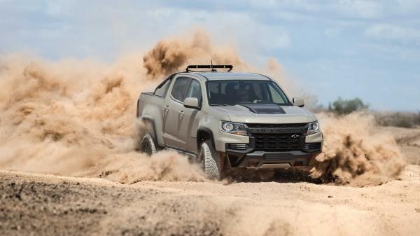 Чем покорит покупателя пикап Chevrolet Colorado 2021 модельного года?